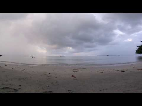Fresh Water Bay, Colombia - Time-lapse 10x