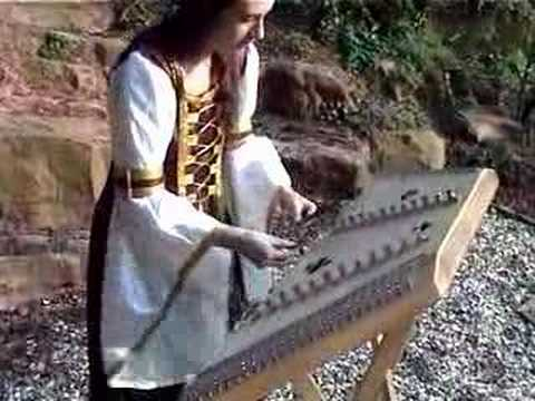 """River Flow"" Medieval Hammered Dulcimer Music by Dizzi"