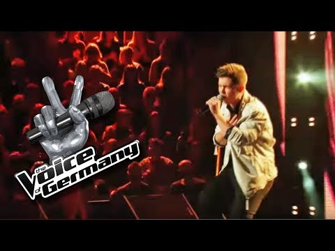 Gary Moore - Walking By Myself | Michael Kutscha | The Voice Of Germany 2017 | Sing Offs