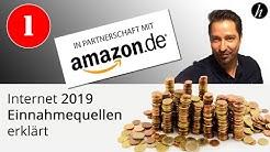 Geld verdienen mit dem Amazon Partnerprogramm - Teil 1 - Wie funktioniert das?