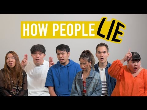 How People Lie