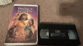 Eröffnung Der Prinz von ägypten 1999 VHS