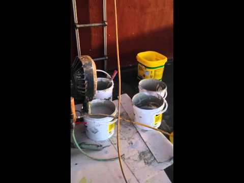 AK-ELDİZAYN (ESKİŞEHİR) teras su yalıtımı izolasyon weber