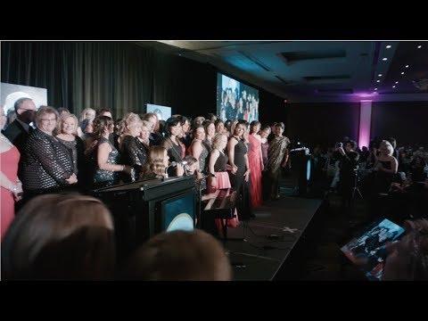 Women of Inspiration™  2019 Awards Gala - Dream Big - Calgary, Alberta
