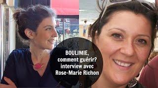 BOULIMIQUE : QUE FAIRE? - Rose Marie Richon