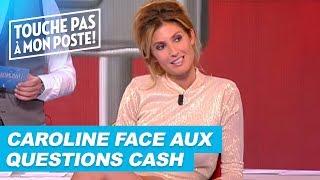 Caroline Ithurbide face aux questions cash des chroniqueurs