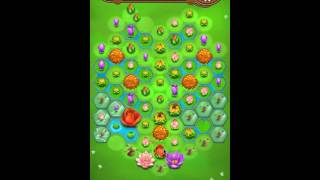 Blossom Blast Saga Level 205 No Boosters