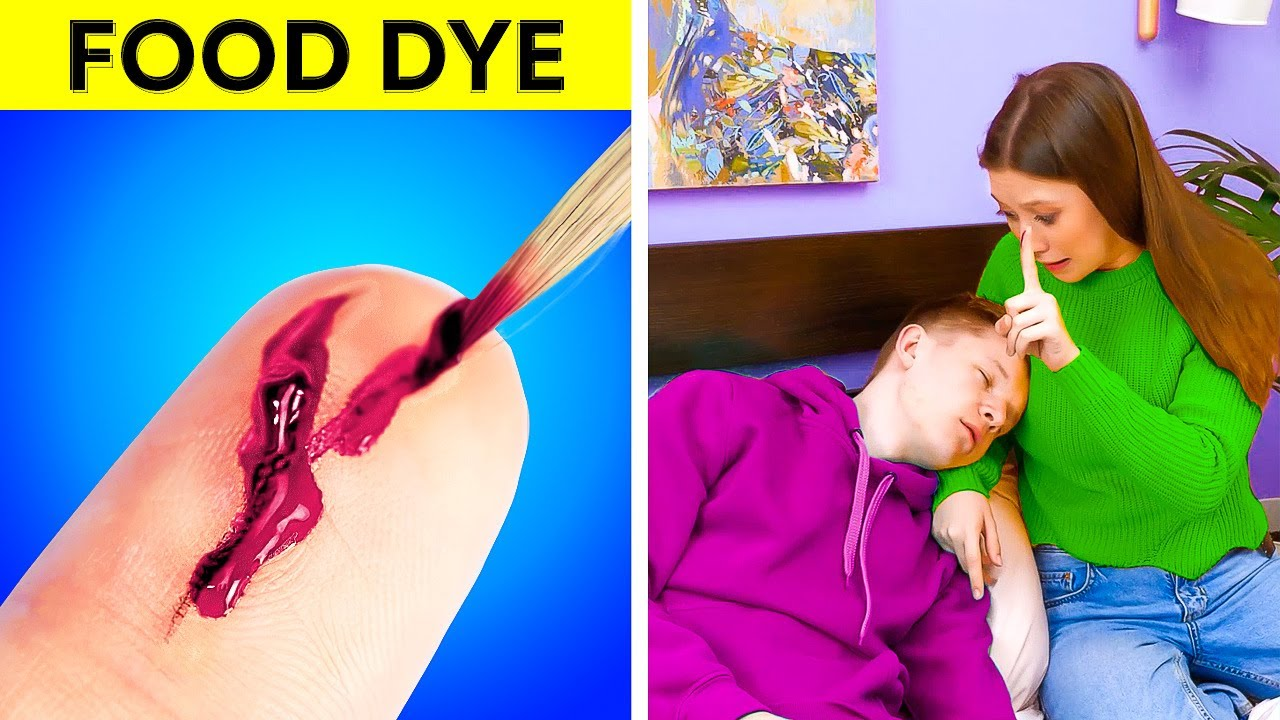 Oops! It's PRANK! Craziest Ideas to Surprise Your Friends