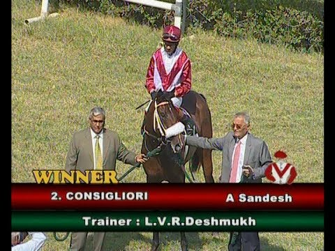 Consigliori with A Sandesh up wins The Cabaret Plate 2018