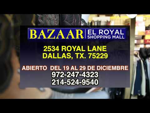 BAZAAR EL ROYAL SHOPPING MALL