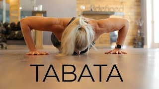 4 Minute Tabata Exercise