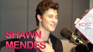 Shawn Mendes Talks Growing Up, 'In My Blood', The Meaning Behind His Tattoo & More!