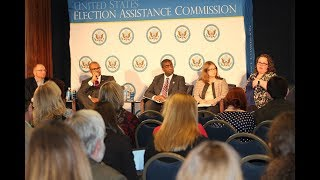 2018 EAC Summit - Election Accessibility: Protecting Privacy and Improving Reliability