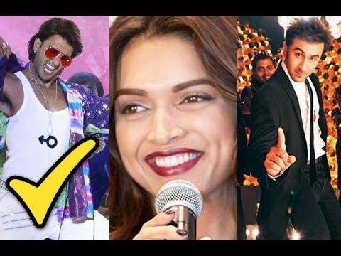 Ranbir Kapoor Or Ranveer Singh - Who Is A Better Dancer According To Deepika Padukone