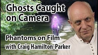 2018 Ghosts Caught on Camera at Rydal Cave and York Castle Prison Museum.