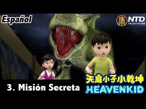 小乾坤 Heavenkid【Español】Xiao Qiankun #3:Misión Secreta