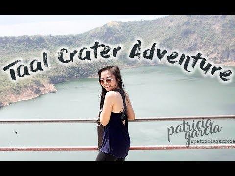TAAL CRATER ADVENTURE 2018 | Patricia Garcia