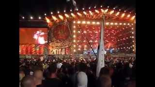 Przystanek Woodstock 2014 - Skindred - Doom Riff
