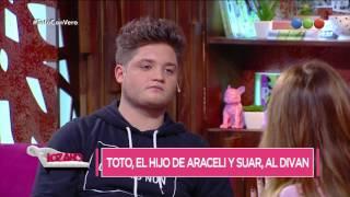 Terapia de choque con Toto: ¿Araceli o Flor? - Cortá por Lozano