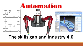 Automation - (Part 2: Industry 4.0 and The Skills Gap)