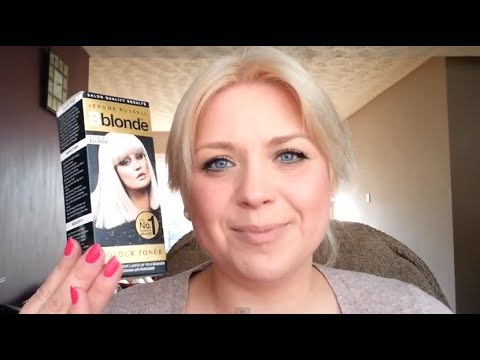 Review Jerome Russell Bblonde Platinum Blonde Colour
