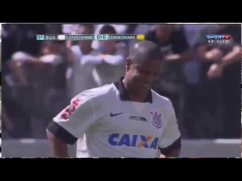 Abertura ARENA CORINTHIANS Gol de MARCELINHO CARIOCA
