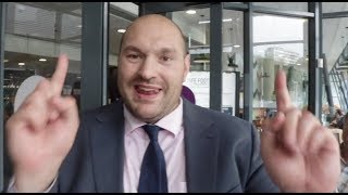 WE ARE FURYS - WE ARE PACKING LONG D*CKS! - TYSON FURY MAKES (UNCUT) CLAIM ABOUT FURY MANHOOD POWER