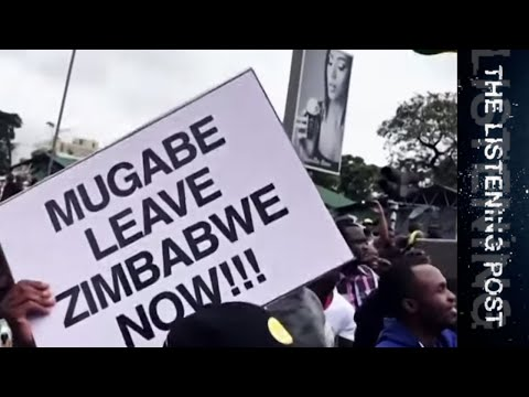 Zimbabwe's media post-Mugabe: A new lease on life? - Listening Post