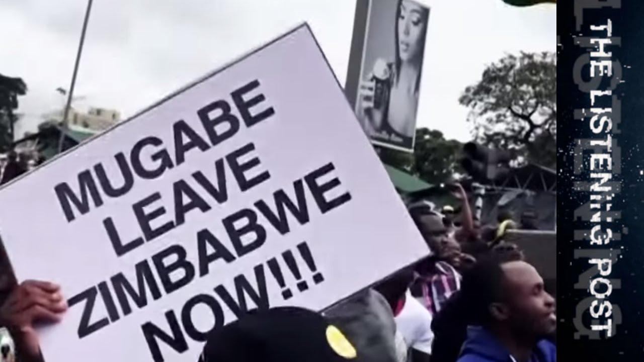 Zimbabwe's media post-Mugabe: A new lease on life? - Listening Post (lead)