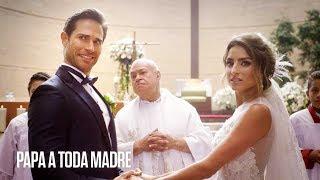 Papá a toda madre | La hija de Mauricio aparece para interrumpir su boda