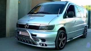 видео Тюнинг авто vito