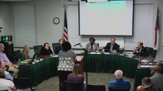 Waxhaws Board of Commissioners Meeting April 24 2018 6:30pm