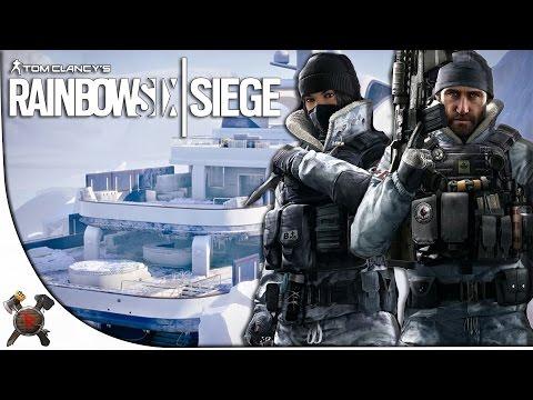Tom Clancy's Rainbow Six Siege - NEW MAP, GUNS & OPERATORS!  
