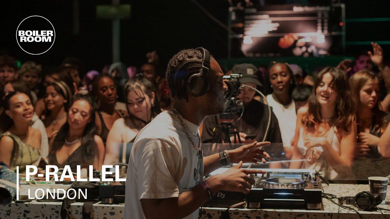 p-rallel | Boiler Room Festival London 2021 | Brick Mag