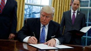 Why are Pakistan, Saudi Arabia not on Trump