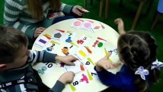 Обучение дошкольников (возраст 4-6 лет)