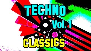 "90er Old School Techno Mix Part: 1 (160Bpm) ""Chipstyler Special"""