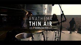 Anathema - Thin Air - live at Donwload Fest 2017 - drumcam/ multicam
