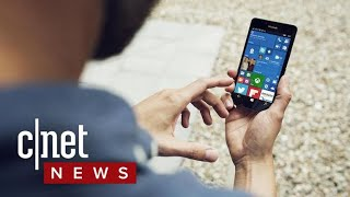 Microsoft admits Windows Phone is dead (CNET News)