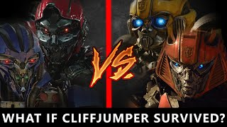 What If Cliffjumper Survived The Bumblebee Movie!? - (Transformers What-If Explained)