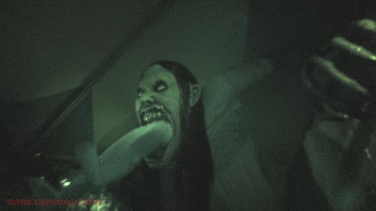 La Llorona Nightvision Hd Halloween Horror Nights 2012