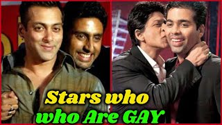 Bollywood Actors Who Are Gay