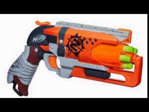 future nerf guns 2015 amp 2016 youtube