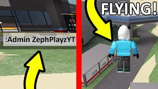 GETTING ADMIN COMMANDS IN PHANTOM FORCES! OMG! | Roblox