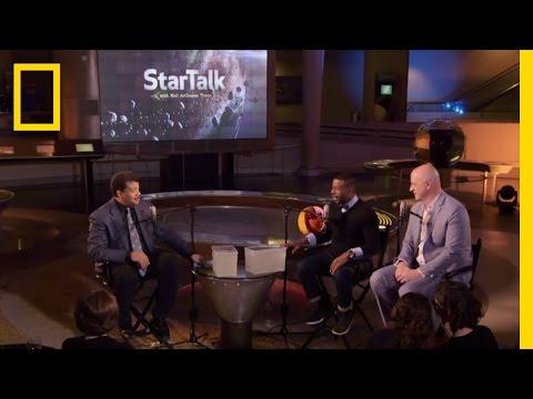 An Icy Challenge, Accepted | StarTalk