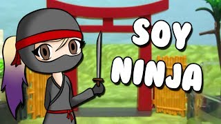 I MAKE ME IN NINJA ? Roblox Ninja Training Obby in Spanish