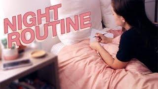 Night Routine 2018🌙 | Reese Regan