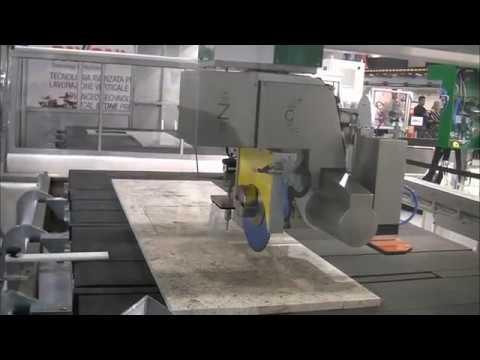 Cut & Jet & Polishing Dual - MARMO+MAC Verona fair 2018 - Prussiani Engineering