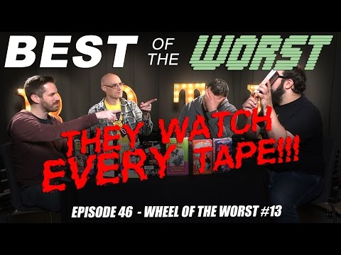 Best of the Worst: Wheel of the Worst 13