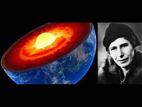 INGE LEHMANN : How Inge Lehmann used Earthquakes to discover the Earth's  inner core - YouTube